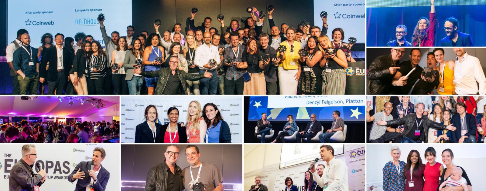 The Europas Tech Startup Awards 2020